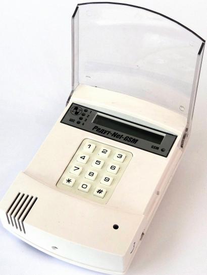 Прибор приемно контрольный охранный Редут net gsm ip и gsm  Прибор приемно контрольный охранный Редут net gsm 01
